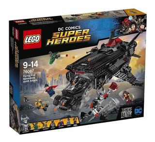 Lego Dc Comics Super Heroes 76087 Flying Fox 955pzas Envio G