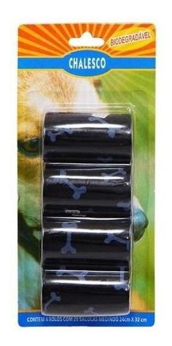 Refil Cata Caca Cão Pet Saquinhos Saco Biodegradável