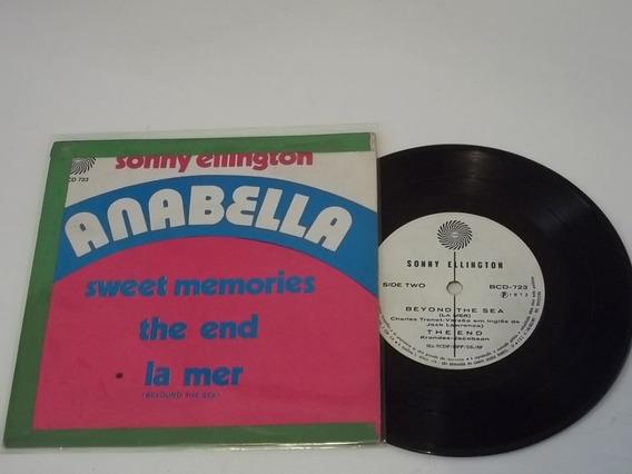 Vinil Compacto Ep - Sonny Ellington - Anabella
