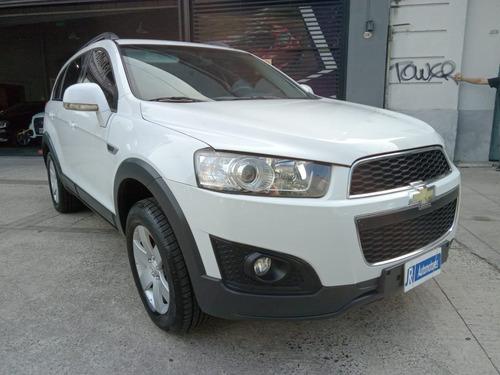 Chevrolet Captiva Ls Mt 3 Filas Full 2.4