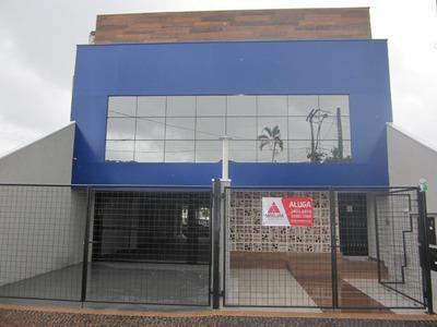 Salão Para Alugar, 244 M² Por R$ 3.000/mês - Vila Cordenonsi - Americana/sp - Sl0241