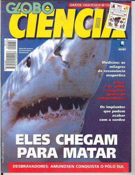 Globo Ciencia - Julho/1996