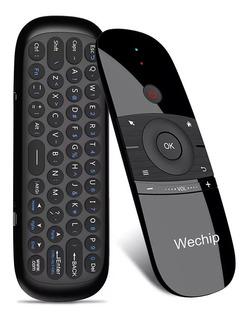 Air Mouse Teclado Fly Control Remoto Smart Tv Box Inalambric