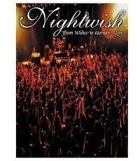 Nightwish From Wishes To Eternity Live Dvd Nuevo Cerrado
