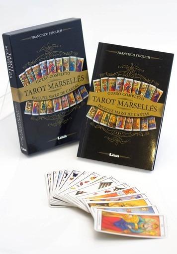 Tarot Marsellés: Caja Con Libro Y Mazo De Cartas - Francisco