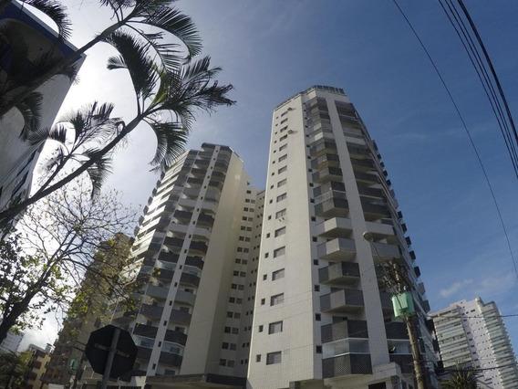 Cobertura Com 2 Dormitórios À Venda, 205 M² Por R$ 600.000 - Aviação - Praia Grande/sp - Co0015