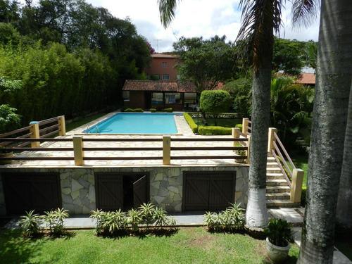 Casas Em Condomínio Fechado Granja Viana - Ca10805