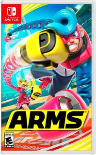 Arms Edición Estándar Para Nintendo Switch
