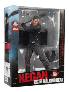 Negan Walking Dead Figura Deluxe Mcfarlane Replay