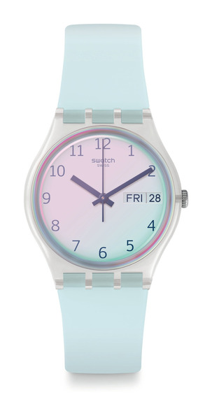 Reloj Ultraciel Swatch Celeste