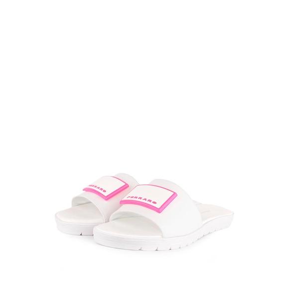 Zuecos Zapatos Mule De Mujer Bianca - Ferraro -