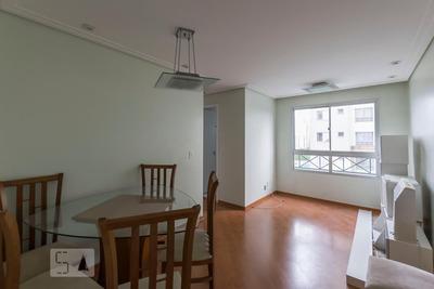 Apartamento No 2º Andar Mobiliado Com 2 Dormitórios E 1 Garagem - Id: 892915924 - 215924