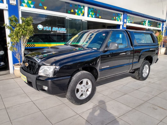 Chevrolet S10 2.4 Mpfi Advantage 4x2 Cs 8v Flex 2p Manual