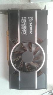 Placa De Video Amd Radeon Hd 6870 1gbyte