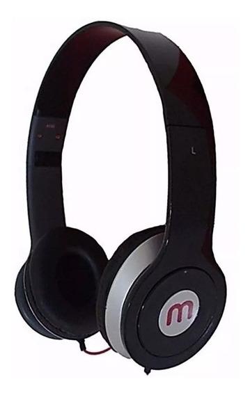 1 Fone Ouvido Mex Style 567 Headfone P/ Celular Pc Radio