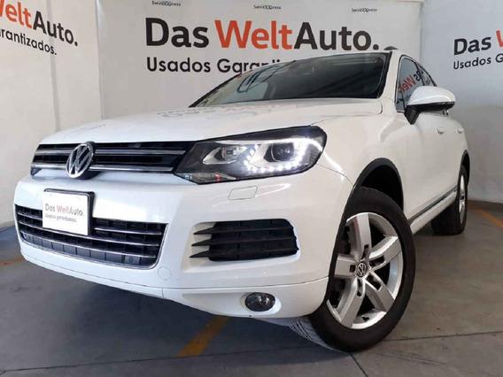Volkswagen Touareg 2013 5p Hibrido V6 3.0 T Y 24 Volt