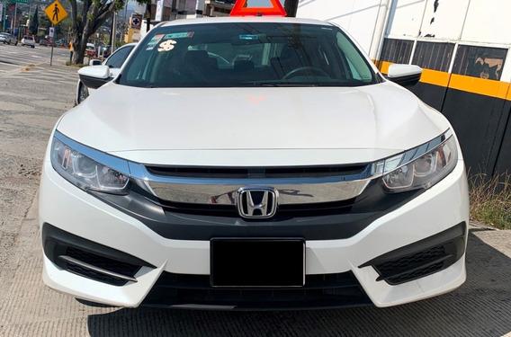 Honda Civic Ex Sedan 2017