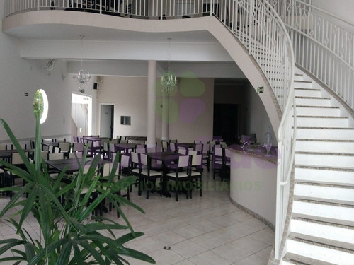Salão Comercial, Horto Santo Antônio, Jundiaí - Sl07637 - 4253963