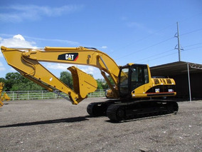Excavadora Caterpillar 325cl Año 2006