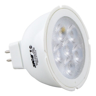 Lámp. Dicroica Led 6w 12v Sica Luz Fria / Cálida Tienda Oficial