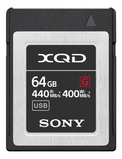 Cartão de memória Sony QD-G64E G Series 64GB