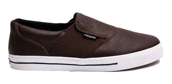 Zapatillas Class Marron | Vichino