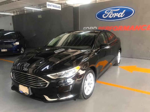 Ford Fusion 4p Se Luxury Hibrido Aut