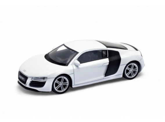 Audi R8 1:43 Welly Ploppy 373238