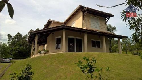 Imagem 1 de 30 de Casa Com 4 Dormitórios À Venda, 360 M² Por R$ 1.050.000,00 - Lago Do Imperador - Mairiporã/sp - Ca0439