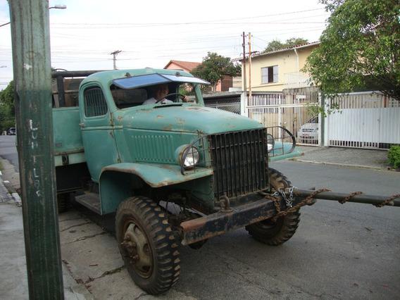 Gmc Militar 6x6