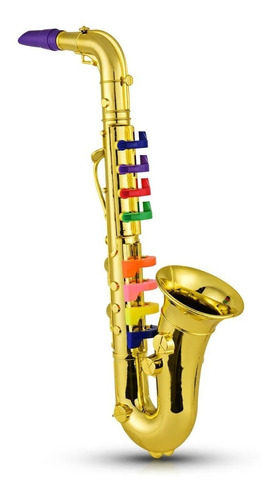 Saxofón Niños Musical Instrumentos De Viento Abs
