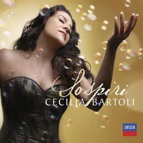 Cd Bartoli Cecilia Sospiri Nuevo En Stock