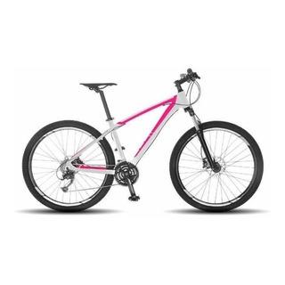 Bicicleta Teknial Tarpan 300b 24v Hidraulico Dama 27.5