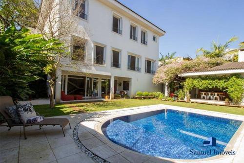 Casa À Venda, 698 M² Por R$ 4.300.000,00 - Morumbi - São Paulo/sp - Ca0506