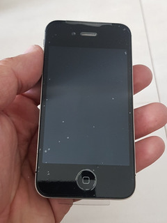 iPhone 4s 16gb Black - Novo E Desbloqueado