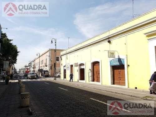Casa En Venta En Centro Historico A Unas Cuadras Del Zocalo Puebla Puebla