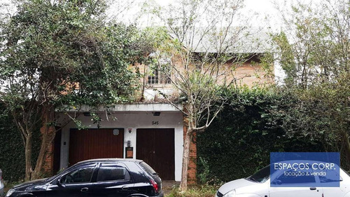 Imagem 1 de 17 de Casa Com 5 Dormitórios À Venda, 527 M² Por R$ 2.800.000,00 - Vila Ida - São Paulo/sp - Ca0074
