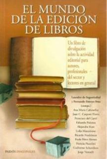 El Mundo De La Edición De Libros De Paula Pérez Alonso