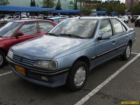 Peugeot 405 Gr Mt 1900cc