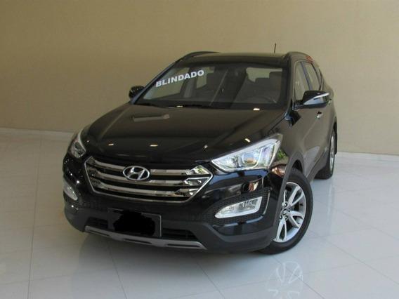 Hyundai Santa Fé 3.3 270 Cv 7 Lugares 2014 Blindado