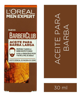 Men Expert Barber Club Oil X 30 Ml