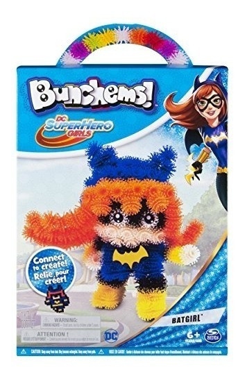 Bunchems - Dc Super Hero Girls - Batgirl