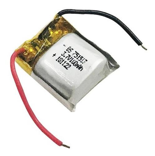 Bateria Mini Dron  Cx-10 Proyectos 3.7v 100mah 20c Eworrc