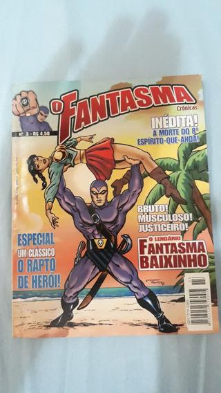 Revista Fantasma Antiga O Espirito Que Anda Lee Falk Raro !!