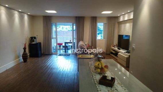 Apartamento À Venda, 99 M² Por R$ 840.000,00 - Santa Paula - São Caetano Do Sul/sp - Ap2558