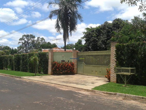 Chácara Em Condomínio À Venda, Mirassol/sp. - Ch0029