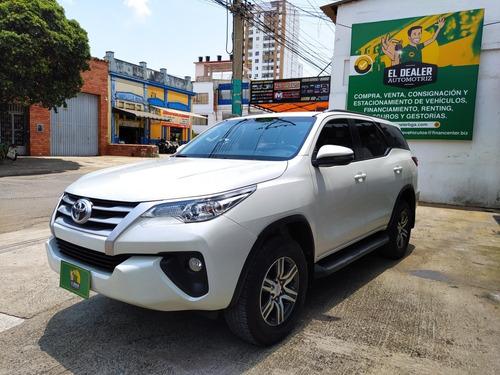 Toyota Fortuner 2.4l Sw4 Street Tp