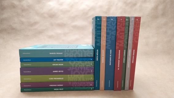Lote 06 - Coleção Grandes Nomes Da Literatura - Folha
