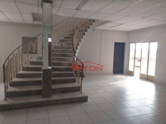 Casa Com 5 Dormitórios Para Alugar, 700 M² Por R$ 8.000,00/mês - Penha De França - São Paulo/sp - Ca0800