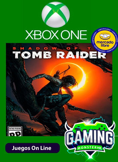 Shadow Of The Tomb Raider Off Line Xbox One